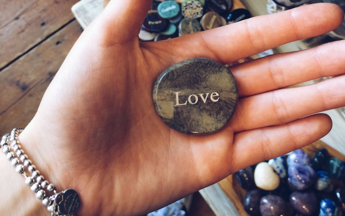 Finding The Good In The Mirror Is Your First Step To Self-Love