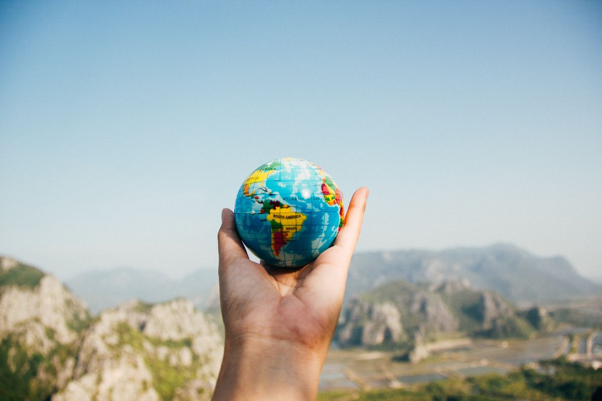 10 Reasons To Travel The World