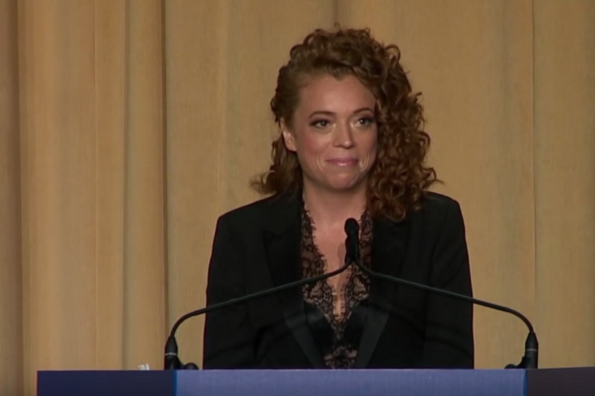 Of Course the White House Correspondent's Association Apologized for Michelle Wolf's Set