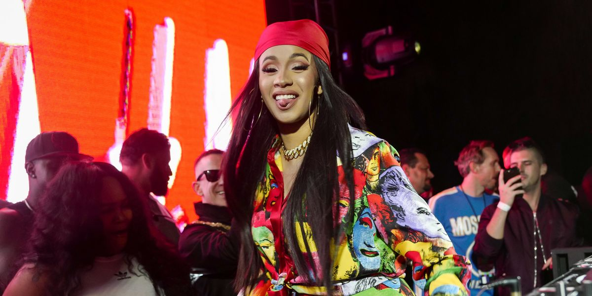 Sasha Obama Hung Out With Cardi B and Offset This Weekend