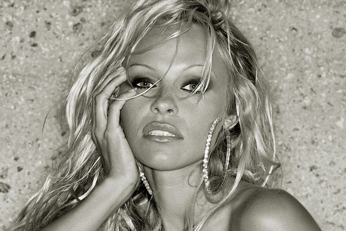 Pamela Anderson Is Here to Save Your Sex Life