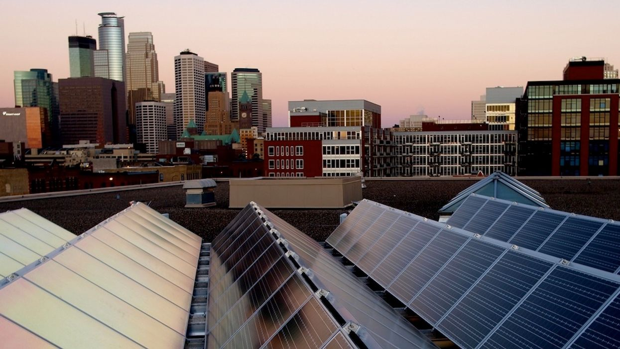 Minneapolis Becomes 65th U.S. City to Adopt 100% Renewables Goal