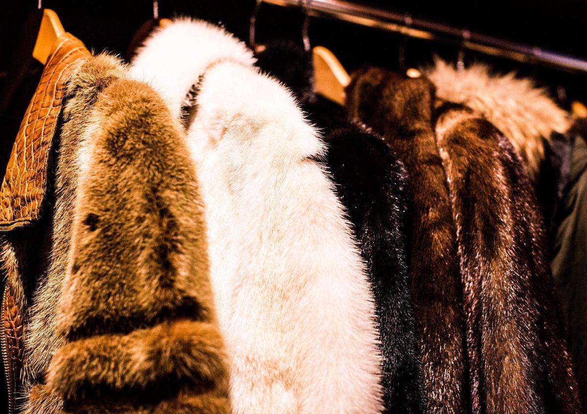 Designer John Galliano Goes Fur-Free