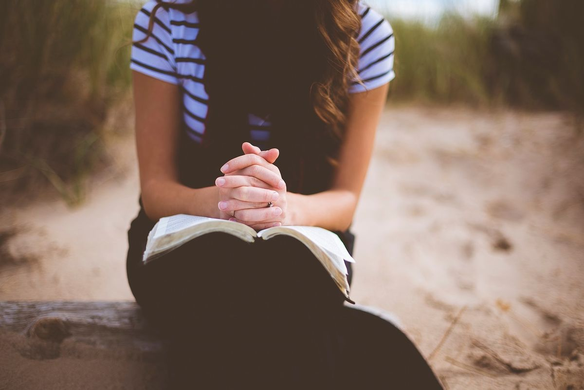 12 Bible Verses For Faith In Hard Times