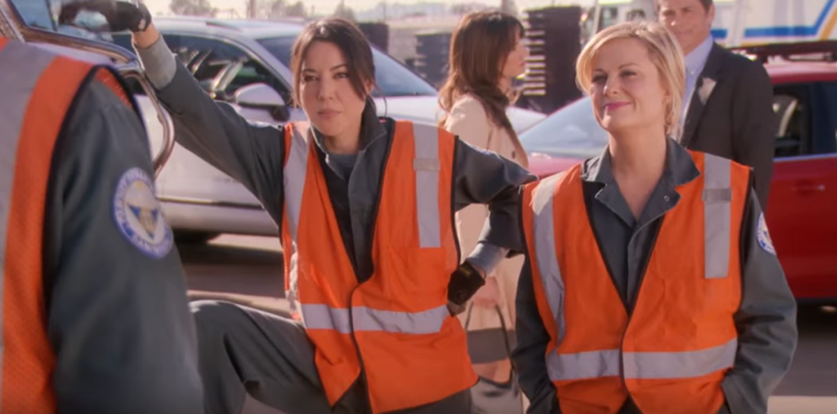 "11 ""Parks And Recreation"" GIFs That Explain What Applying For Grad School Is Like"