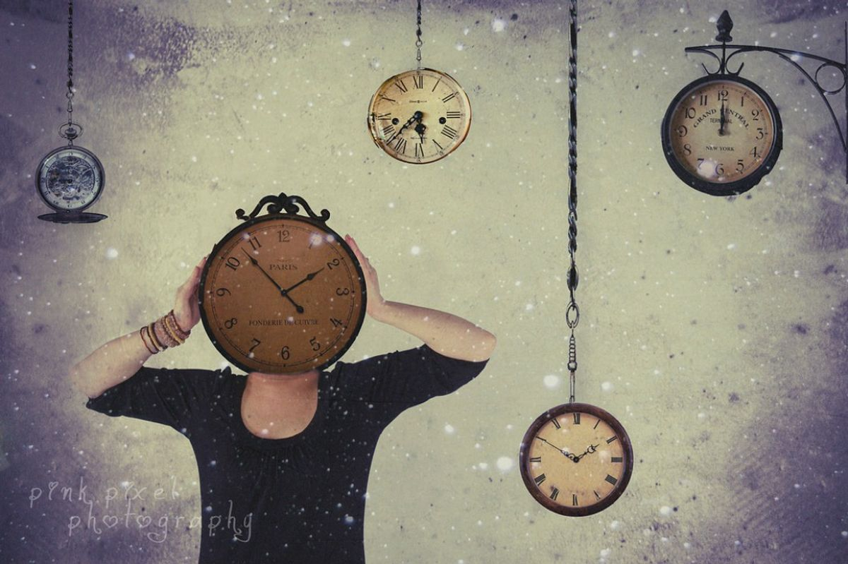 Poetry On Odyssey: Depression's Glance Into Time