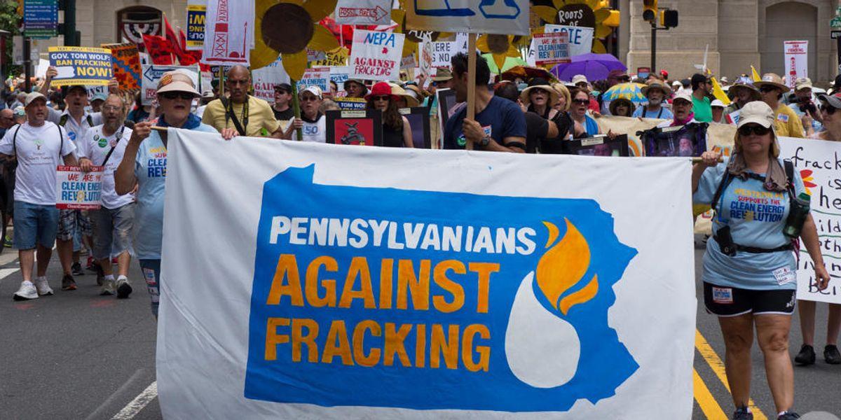 "Fracking chemicals ""imbalance"" the immune system"