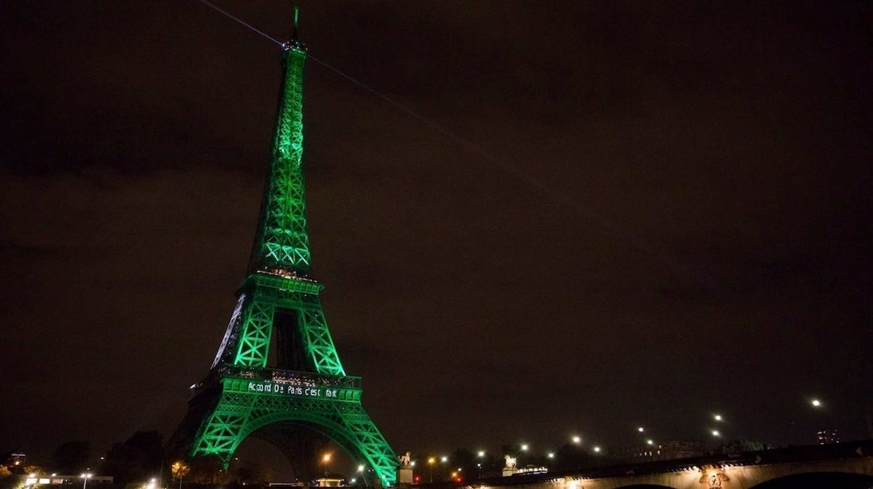 All Paris Agreement Signatories Now Have at Least One Climate Change Policy