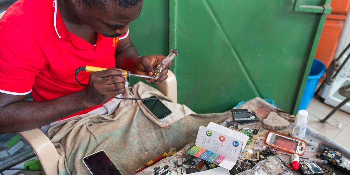 E-waste linked to decreased fertility hormones in Nigerian men