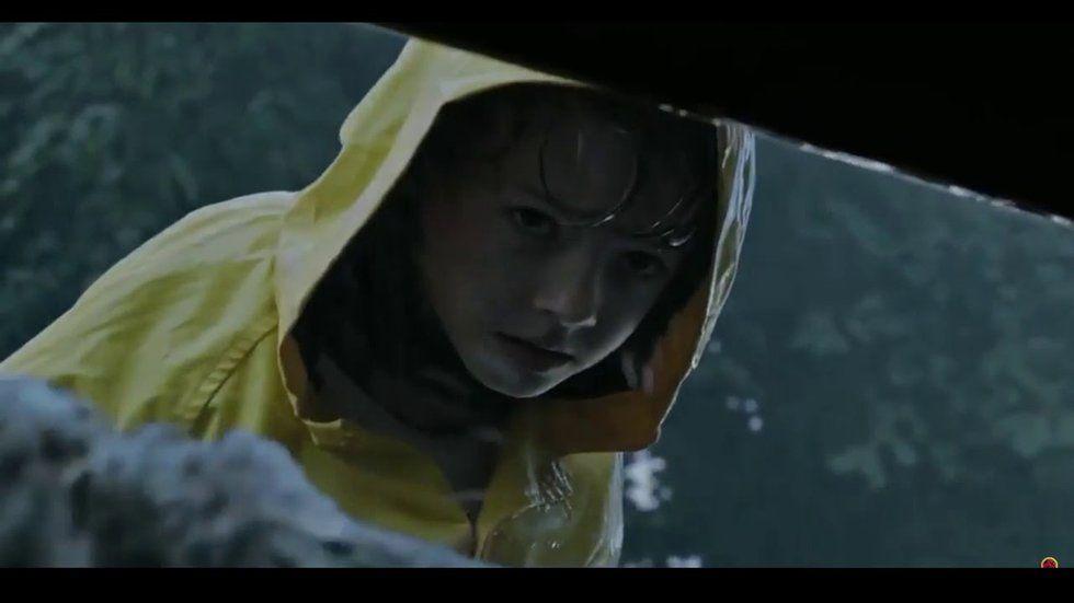 5 Characters I Look Like When I Wear My Yellow Rain Jacket