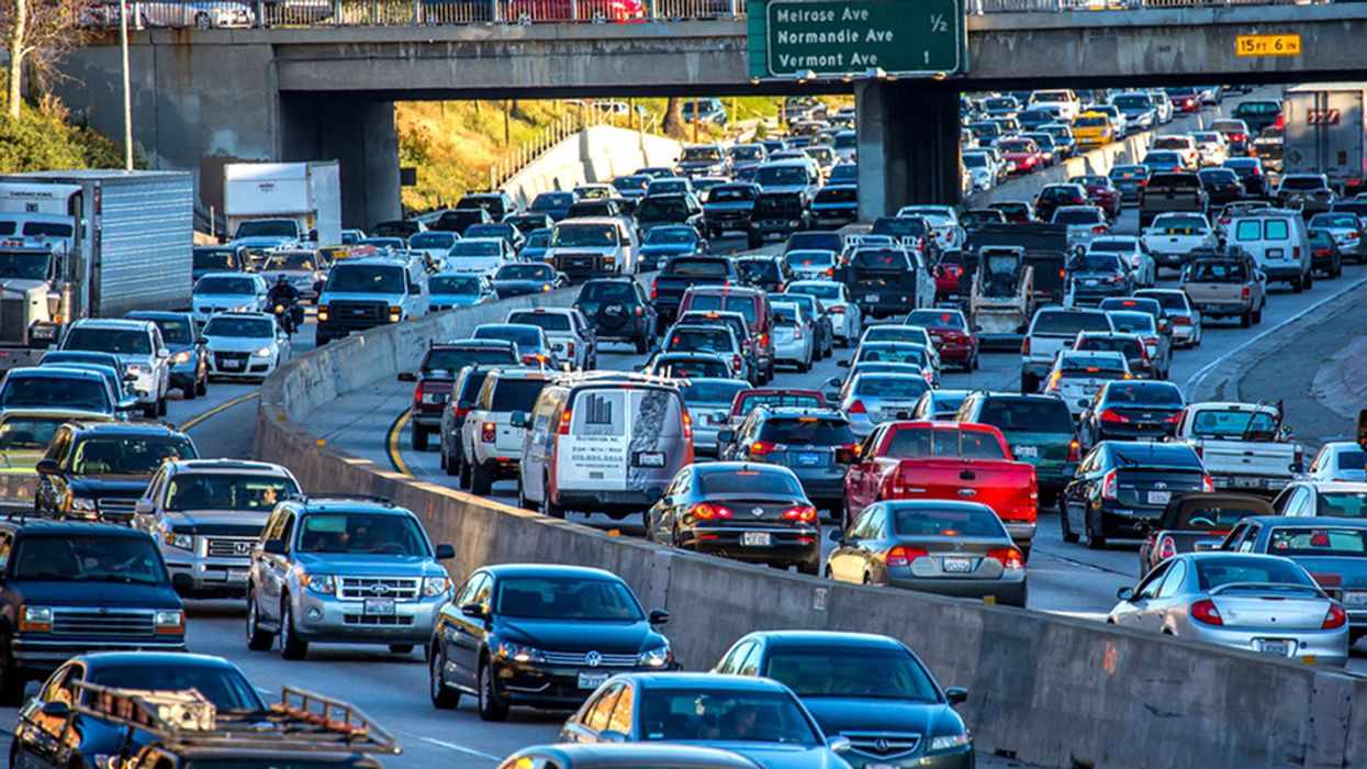 States Representing 44% of U.S. Population Sue EPA for Blocking Auto Emissions Standards