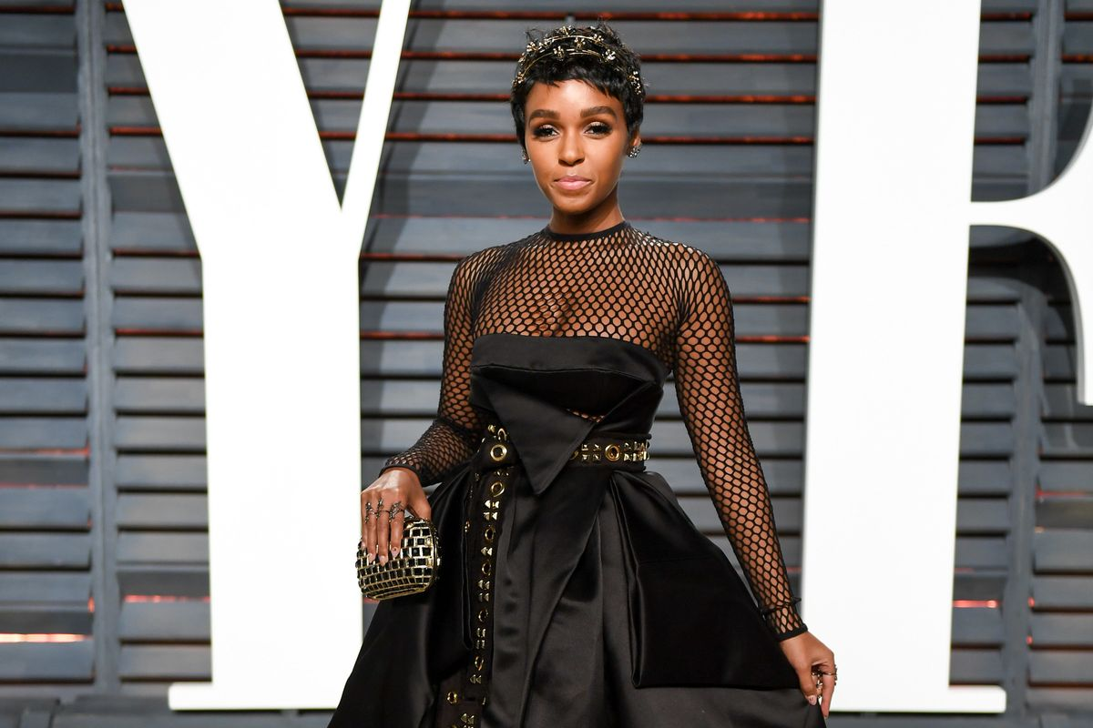 Janelle Monáe Wants to Sell Her Vagina Pants From the 'Pynk' Music Video