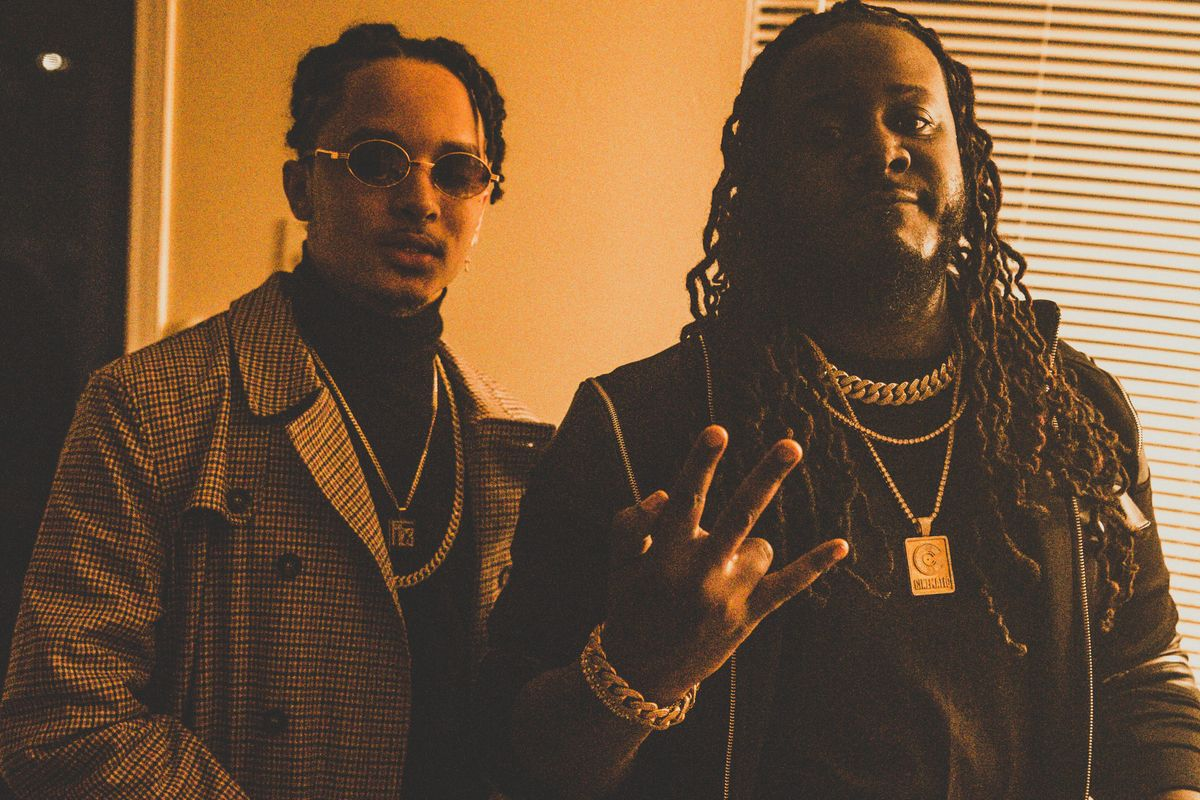 T-Pain and LevyGrey Team Up for Super Sexy 'For Me' Video