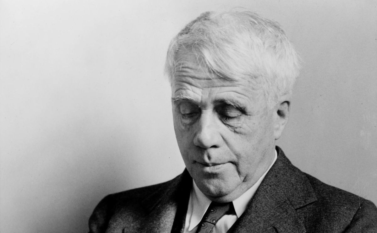 'My Frost' ABCedary: Writing On Robert Frost's Collected Works