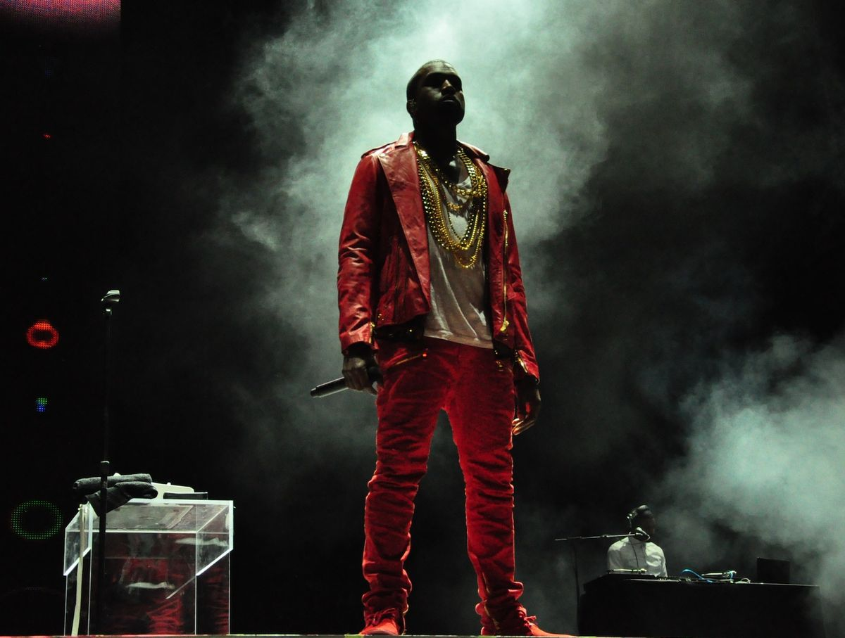 Dear Kanye, Please Just Stop Before You Make A Fool Of Yourself