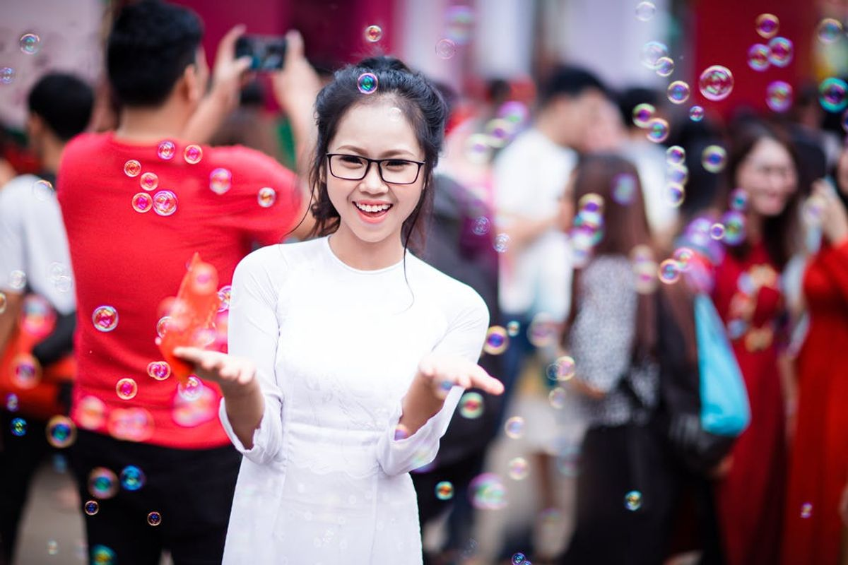 10 Signs You A Have Bubbly Personality