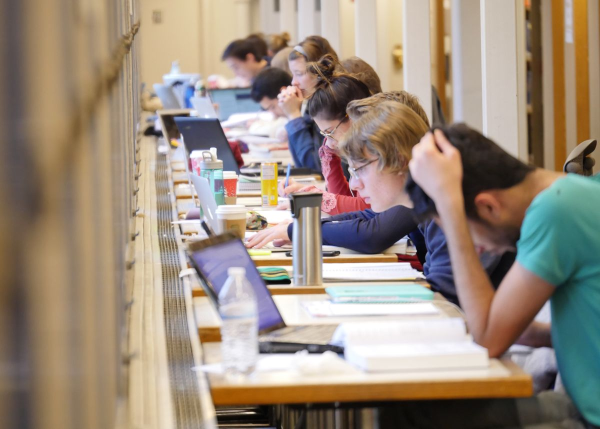 18 Things Every College Student Needs During Finals Week, BET