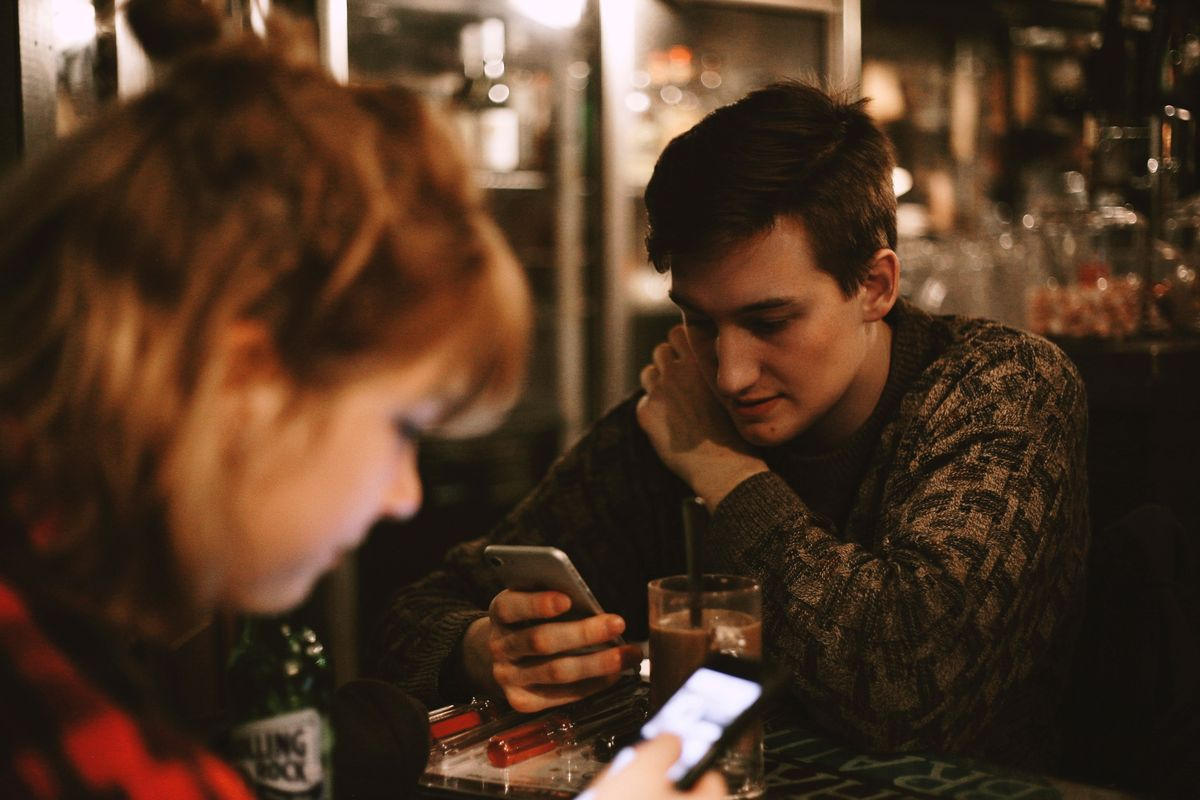 Are Phones Ruining Relationships?