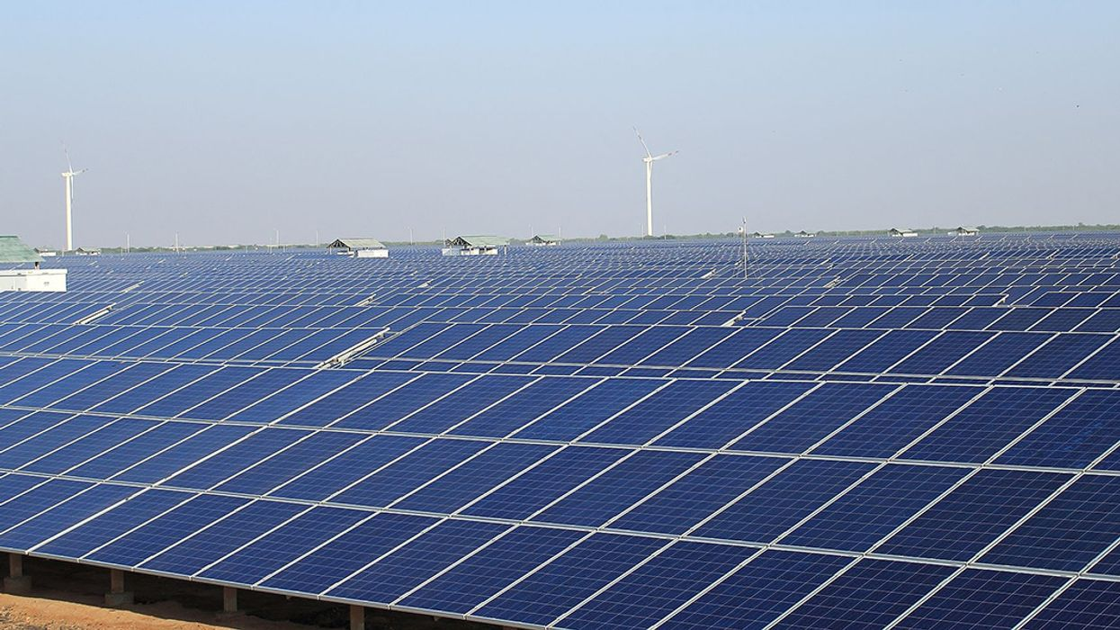 In Energy Breakthrough, India Added More Renewable Than Fossil Fuel Capacity for the First Time Last Year