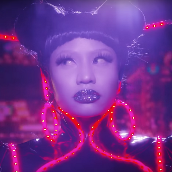 Nicki Minaj Serves ALL the Looks in 'Chun-Li' and 'Barbie Tingz'