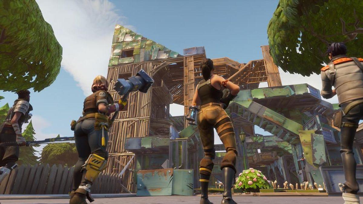 'Fortnite: Battle Royale' For Dummies
