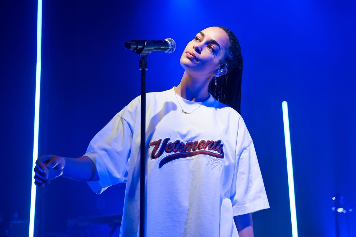 Jorja Smith Pays Homage to Her Hometown In 'Blue Lights'