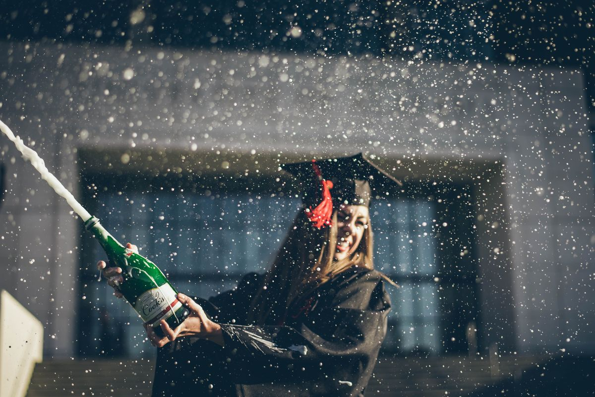 12 Unique Graduation Cap Quotes To Set You Apart On Your Big Day