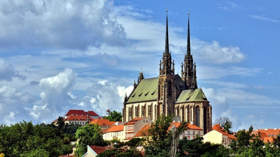 Travel Guide Brno Czech Republic Cathedral of St.Peter and Paul