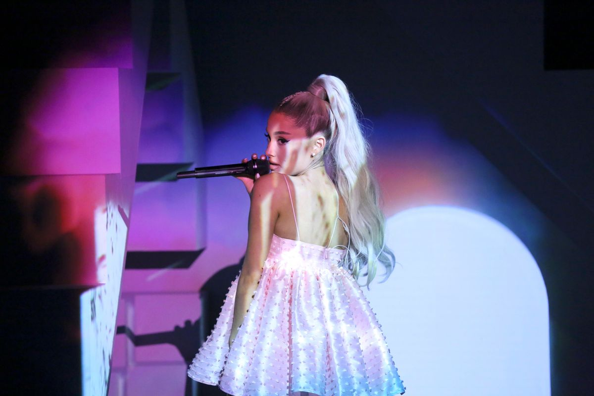 Ariana Grande is Obsessed with Jupiter