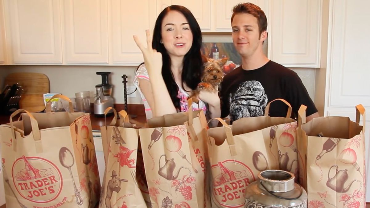 7 Trader Joe's Snacks Every College Student Should Add To Their Next Food Run