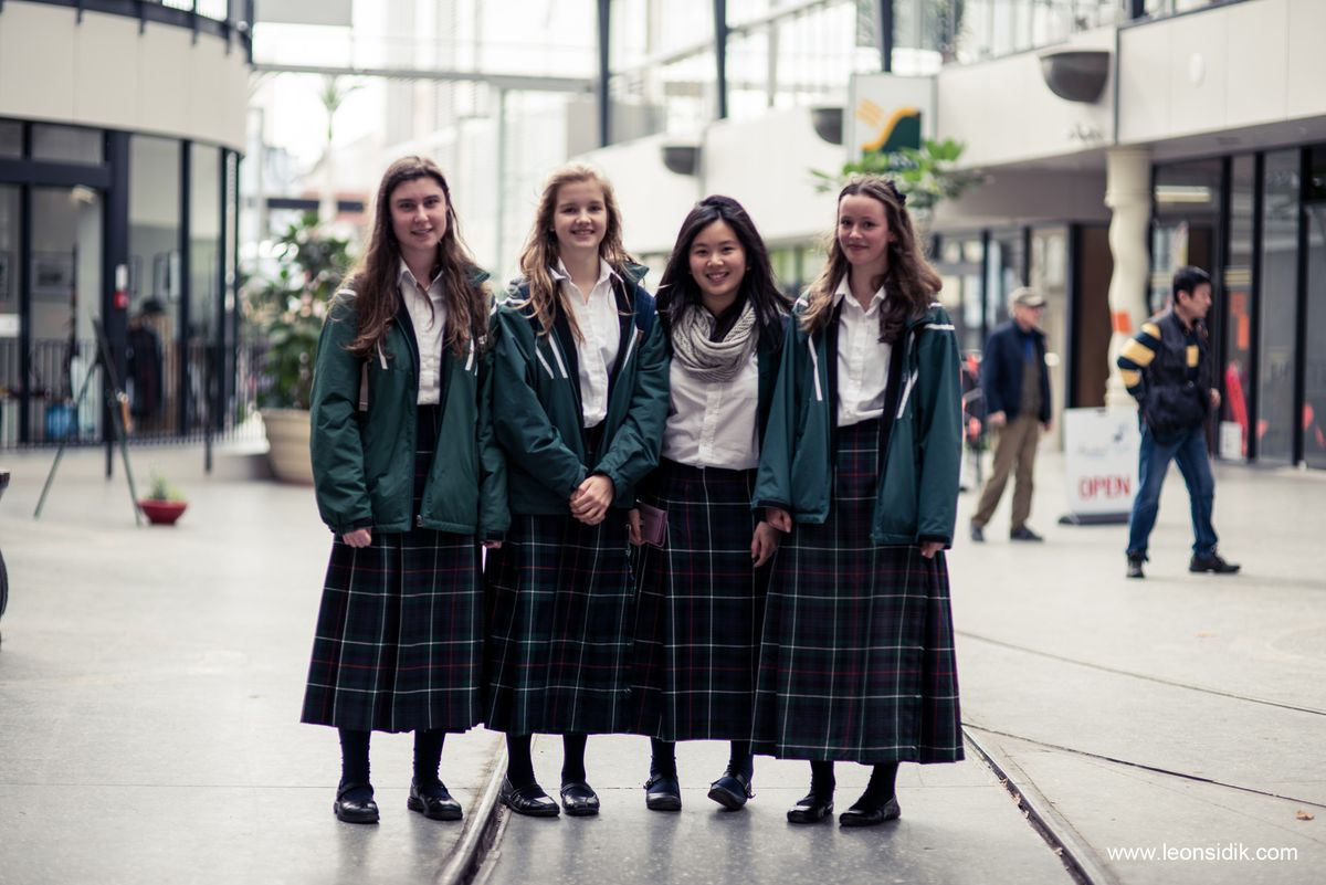 4 Questions I Have For Every School About Your Antiquated Girl's Dress Code