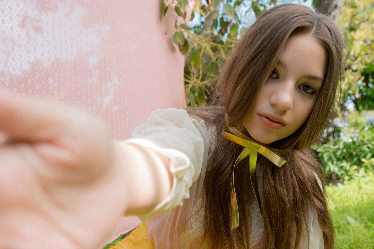 Mackenzie Ziegler Wants You to Be Unapologetically Positive