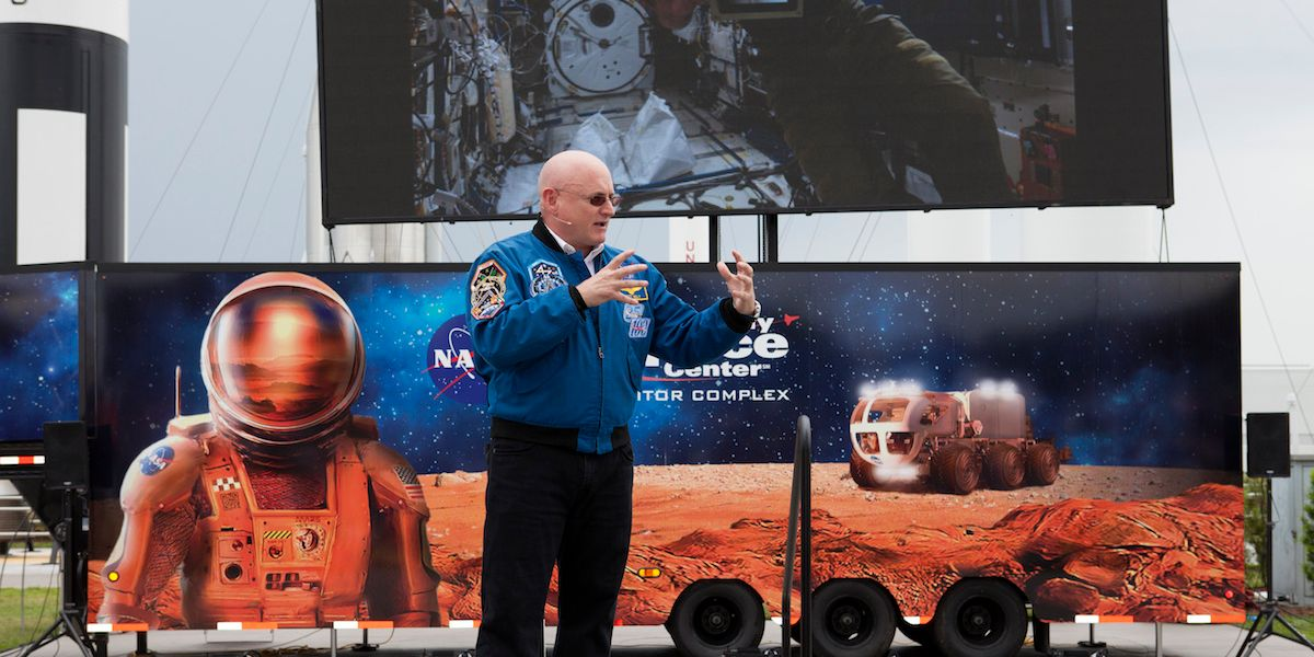 This astronaut says 'The Right Stuff' turned his life ...