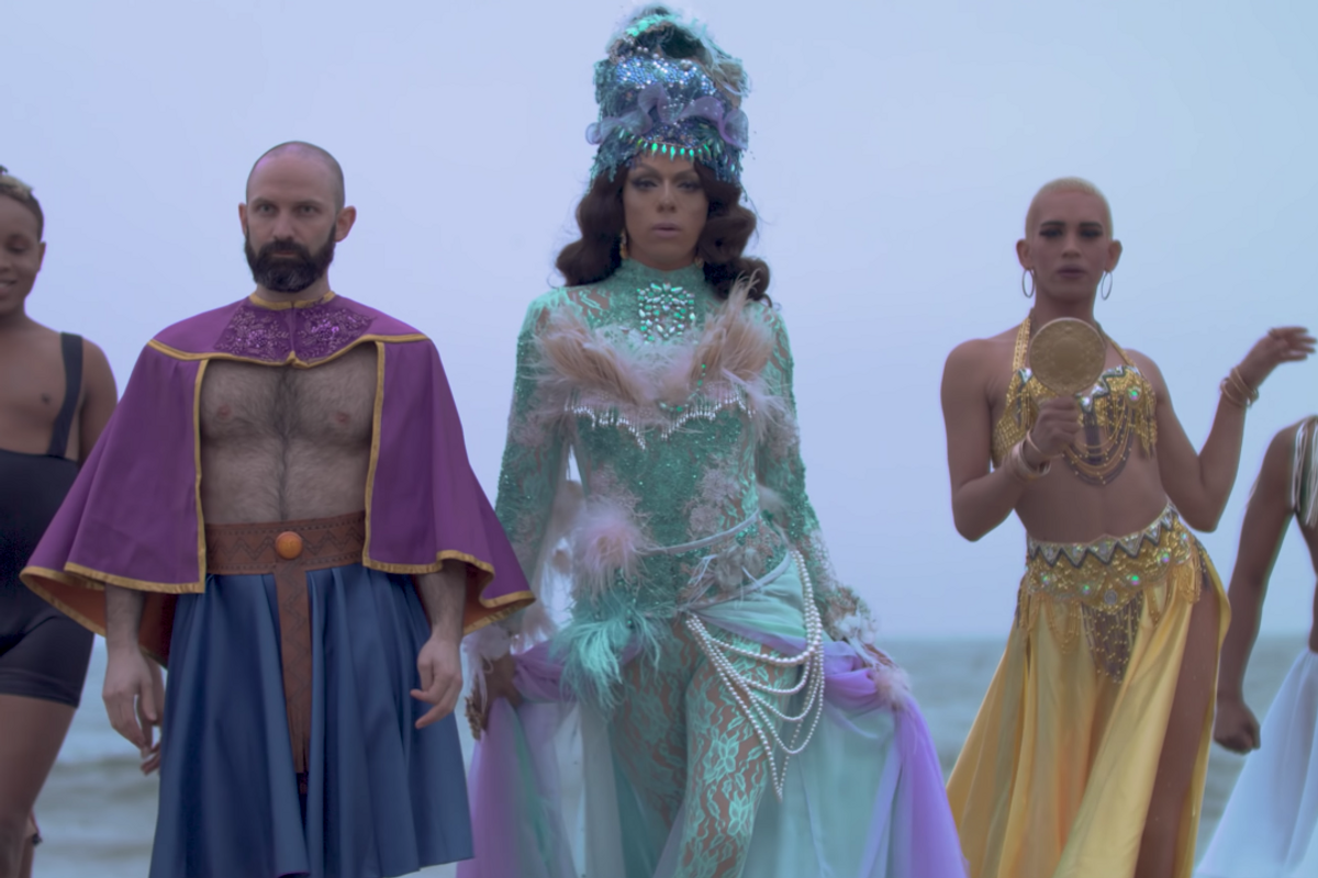 Aja Channels Her Witchy Spirit In 'Brujería'