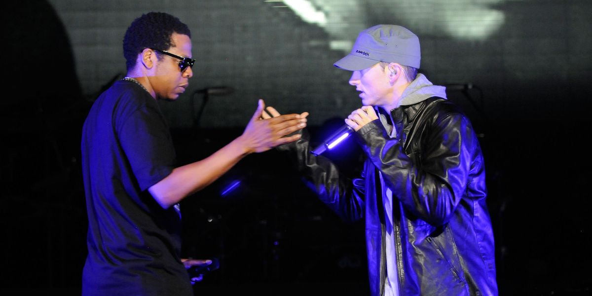Jay-Z and Eminem Are Coming For the Weinstein Company