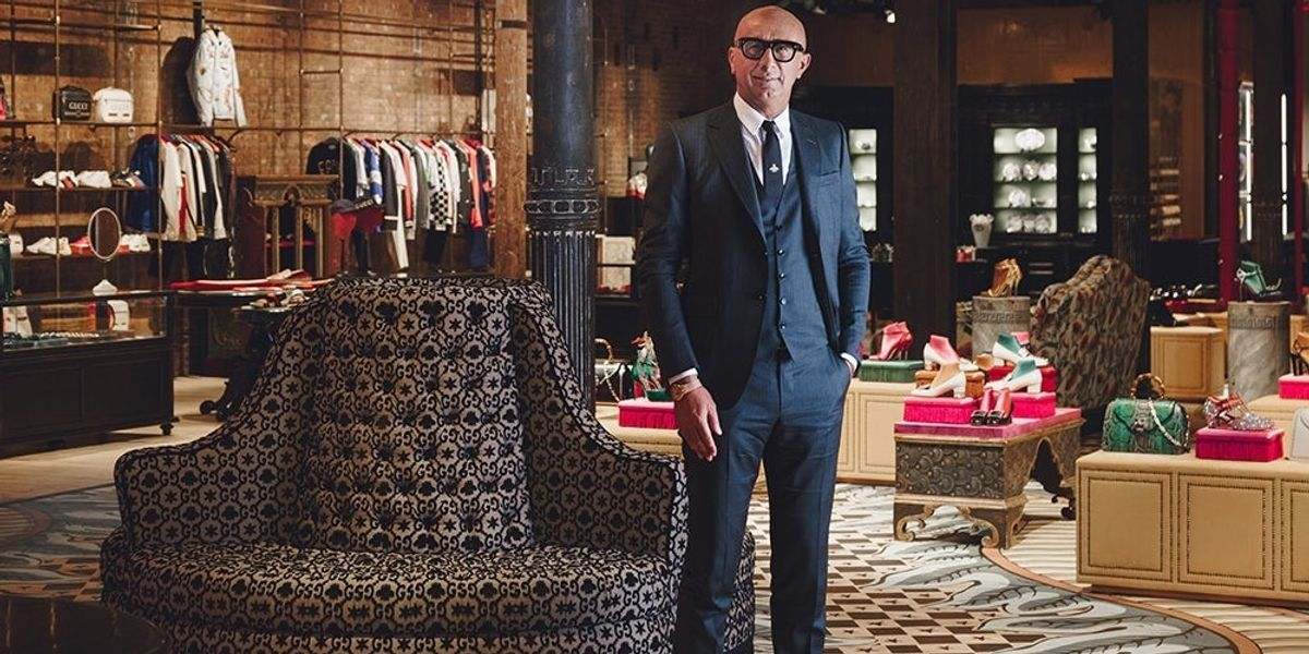 Gucci's New Soho Store Turns Luxury Retail on Its Head