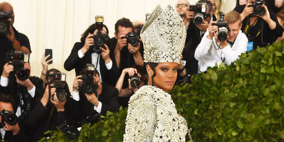 Rihanna Is Our New Young Pope