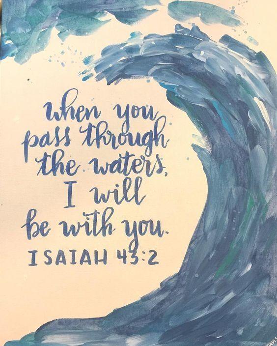 14 Bible Verses To Get You Through A Panic Attack