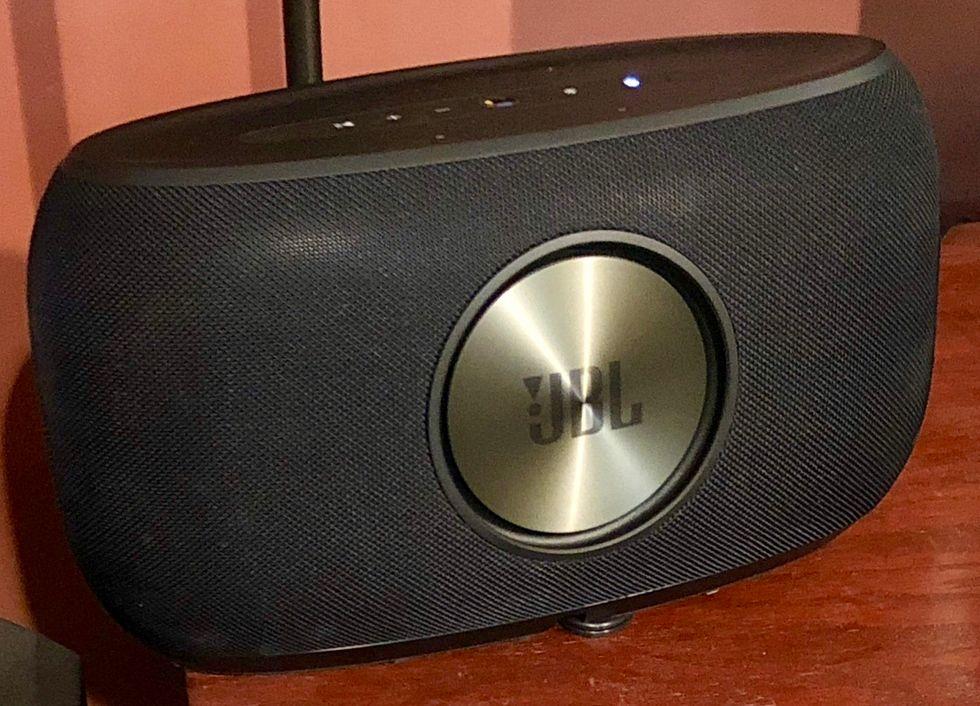 JBL Link 500: This smart Wi-Fi speaker should be played loud