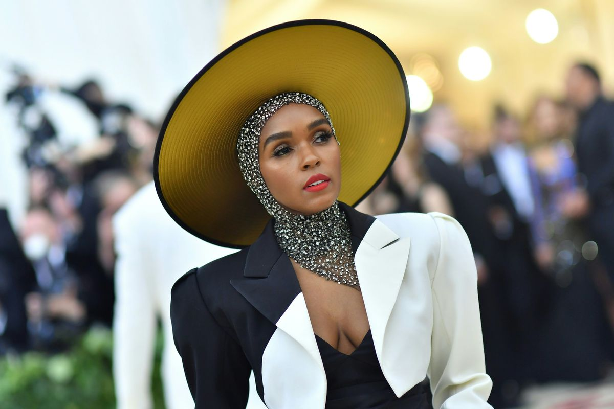 Headpieces Ruled the 2018 Met Gala
