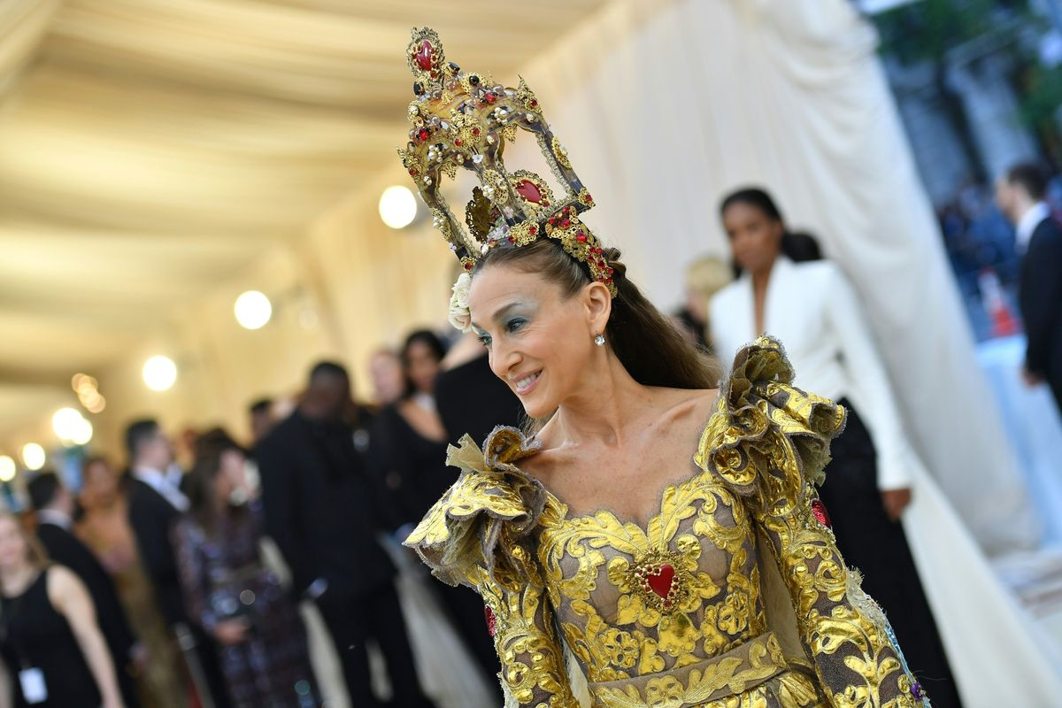 The 2018 Met Gala Looks Everyone's Talking About