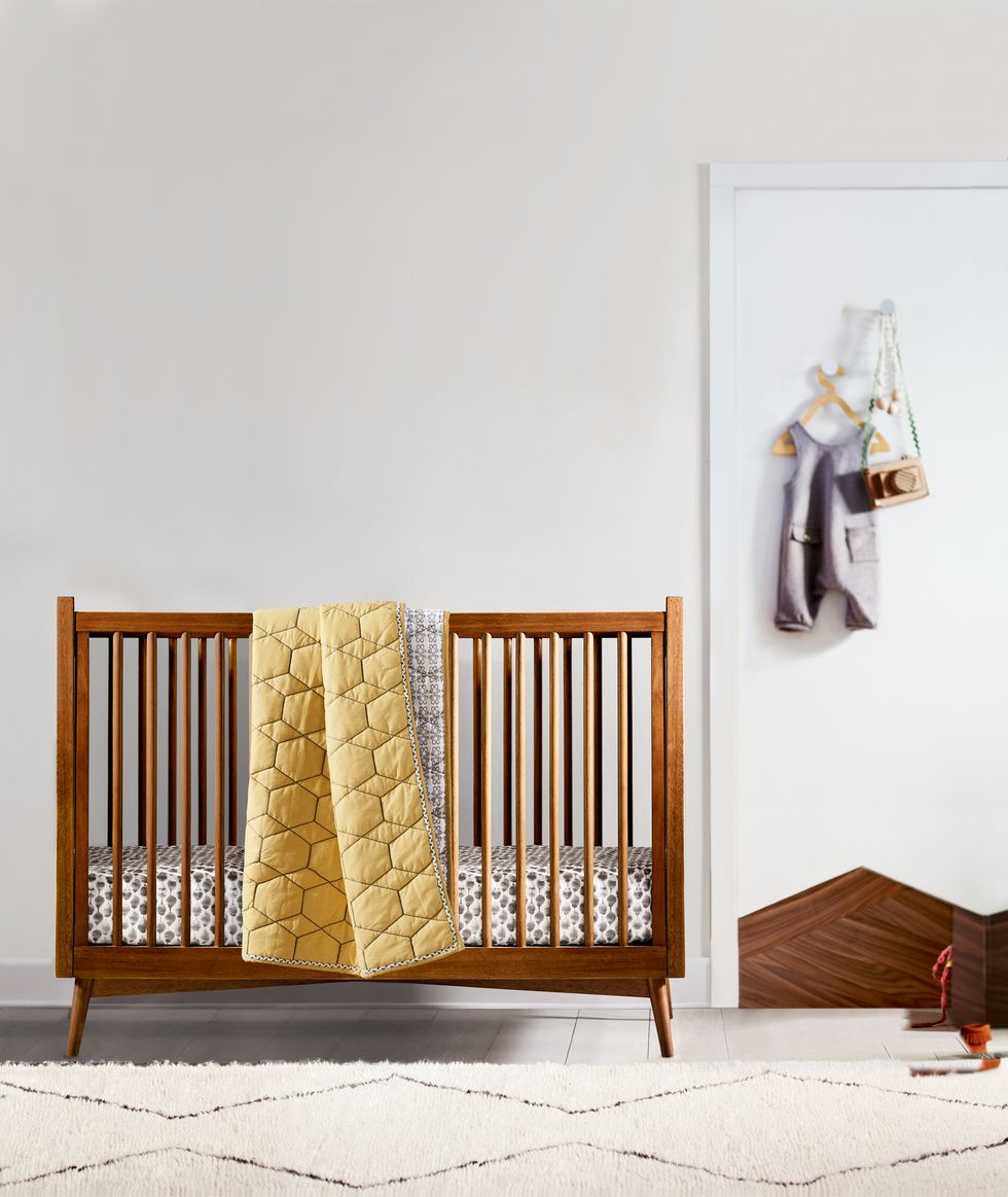 Pottery Barn Kids West Elm Created The Most Enchanting Nursery