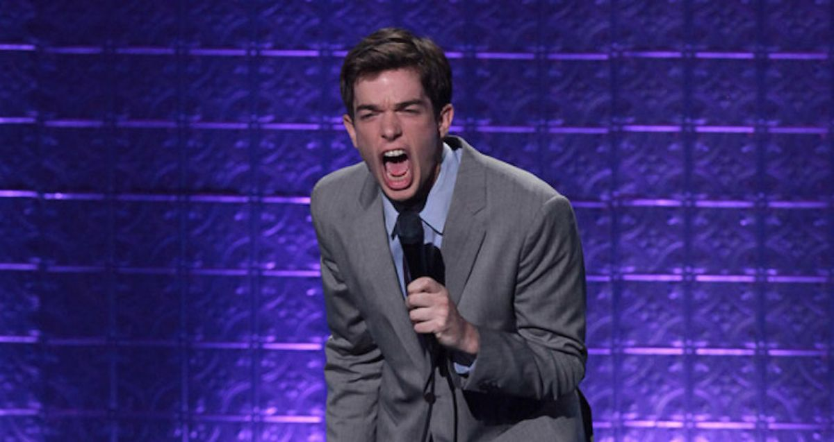 10 Times John Mulaney Perfectly Described The Life Of A College Student