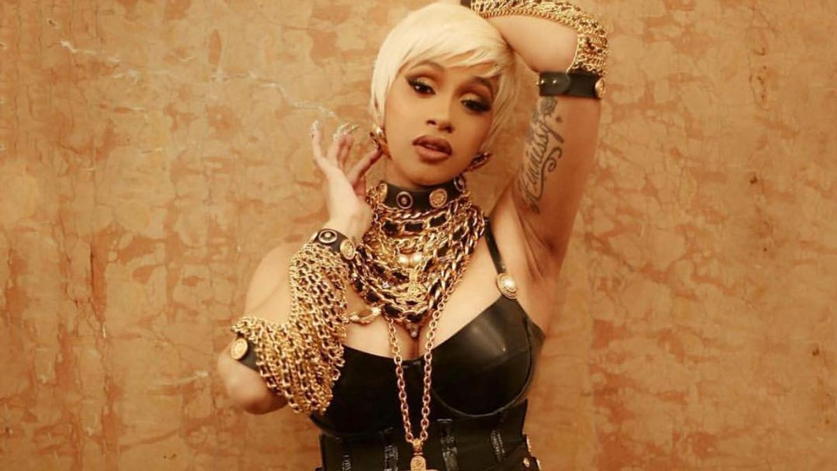 Love Her Or Hate Her: You Have to Admire Cardi B