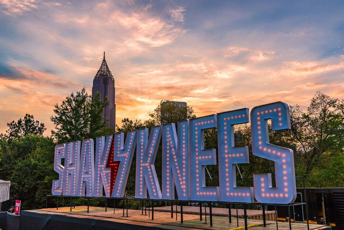 Shaky Knees Festival: The Land of Bands