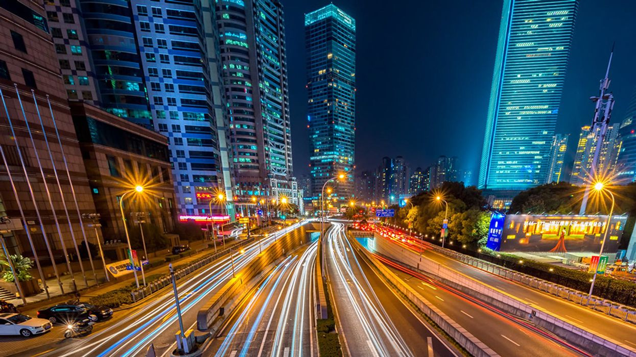 China's Global Infrastructure Initiative Could Bring Environmental Catastrophe