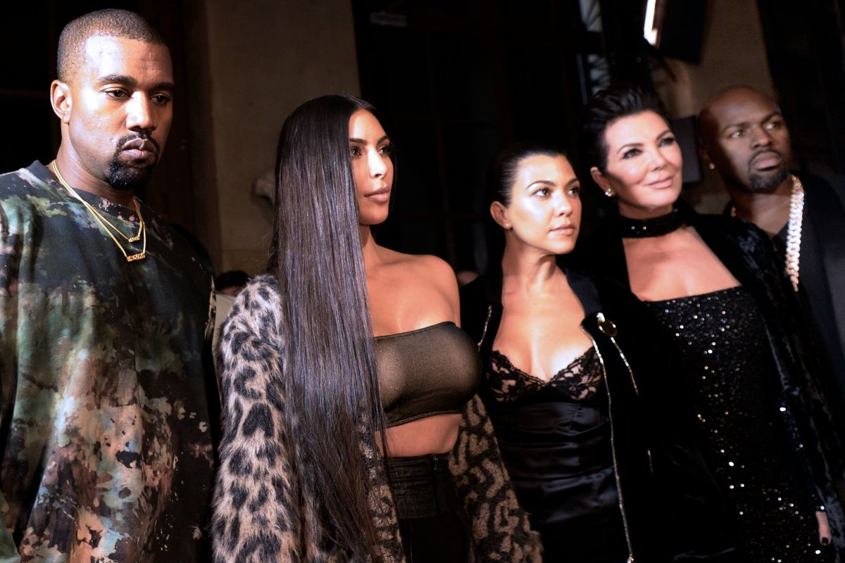 Kanye West and the Kardashian's 'Family Feud' Is Finally Here