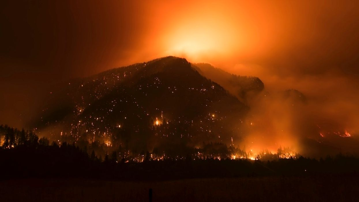 Teen Ordered to Pay $36.6 Million For Starting Oregon Wildfire
