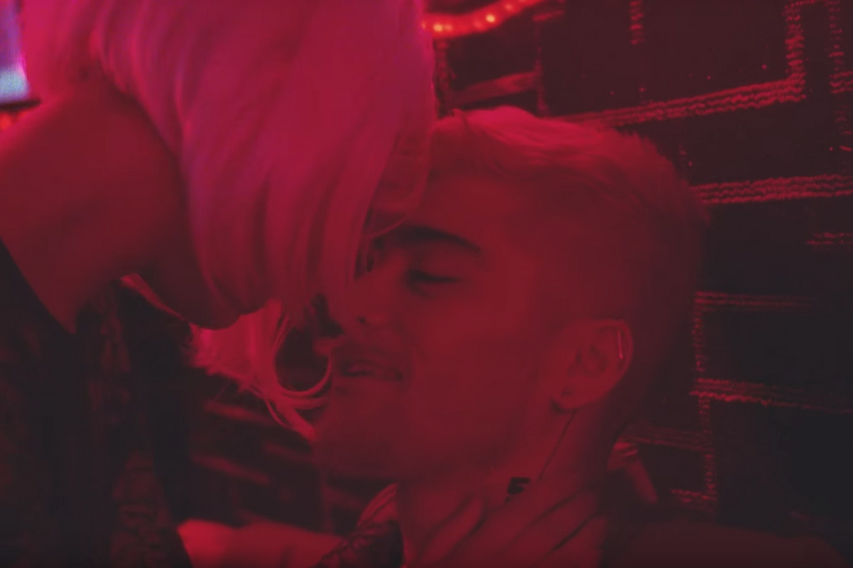 ZAYN Falls in Love With a Stripper in Sexy New Video