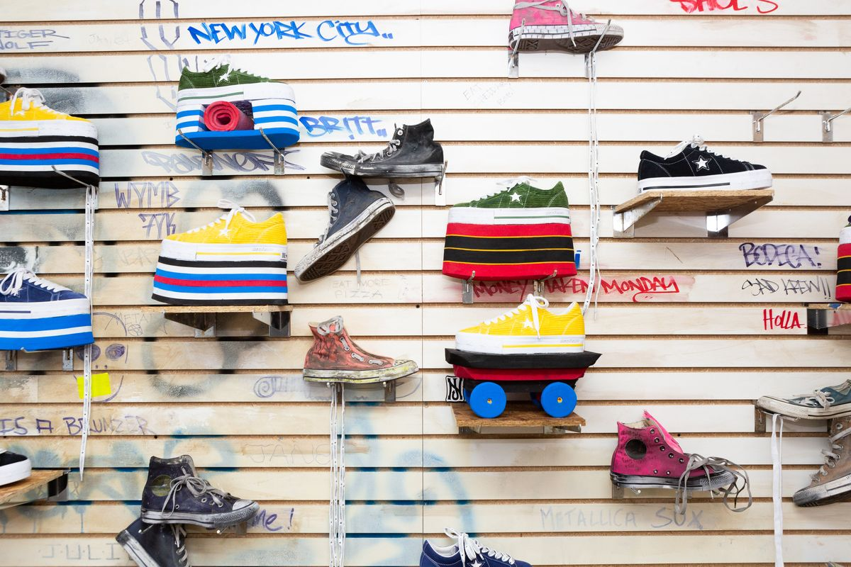Converse Is Bringing Back East Village Cool